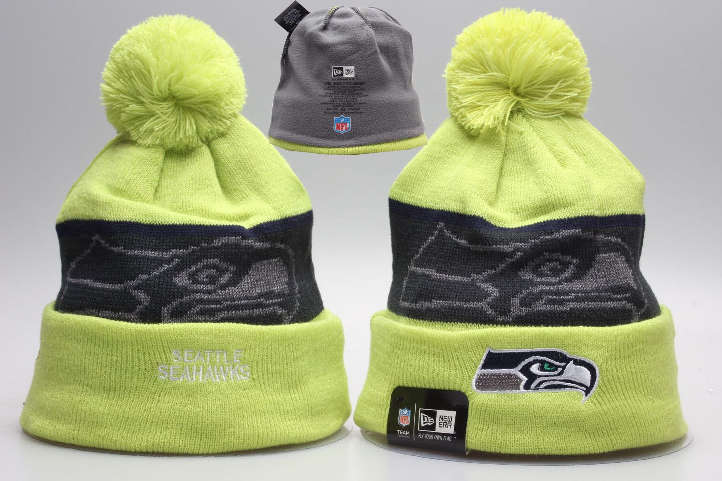 NFL Seattle Seahawks Beanie hot hat1