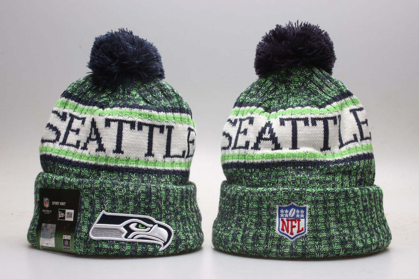 NFL Seattle Seahawks Beanie hot hat2