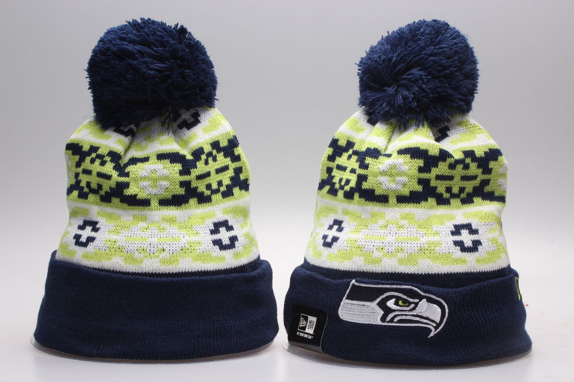 NFL Seattle Seahawks Beanie hot hat7