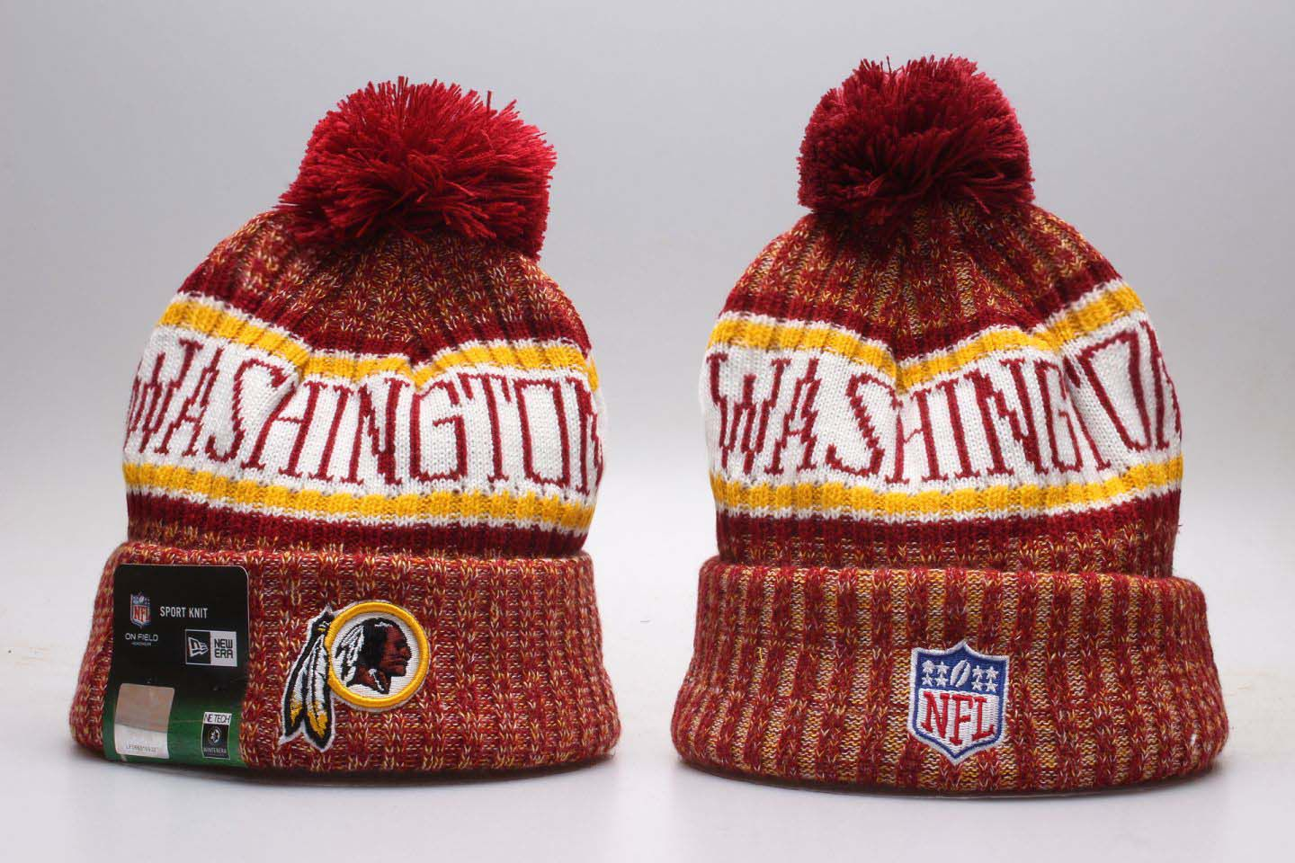 NFL Washington Red Skins Beanie hot hat