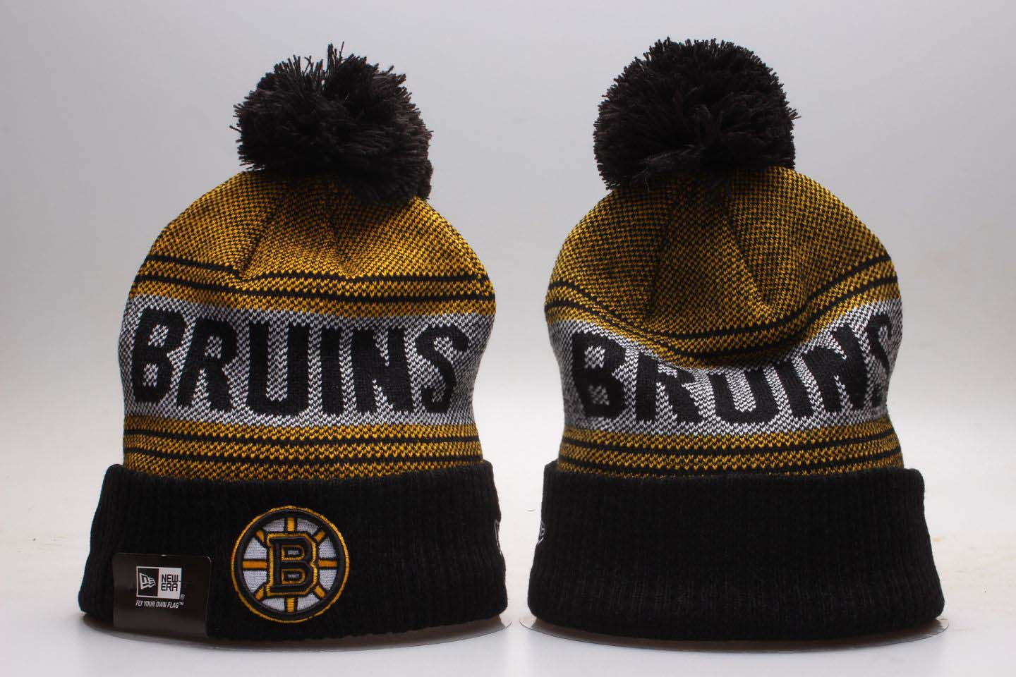 NHL Boston Bruins Beanie hot hat
