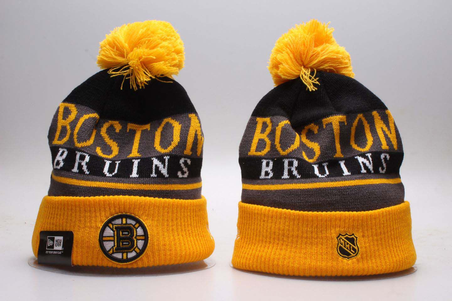 NHL Boston Bruins Beanie hot hat2