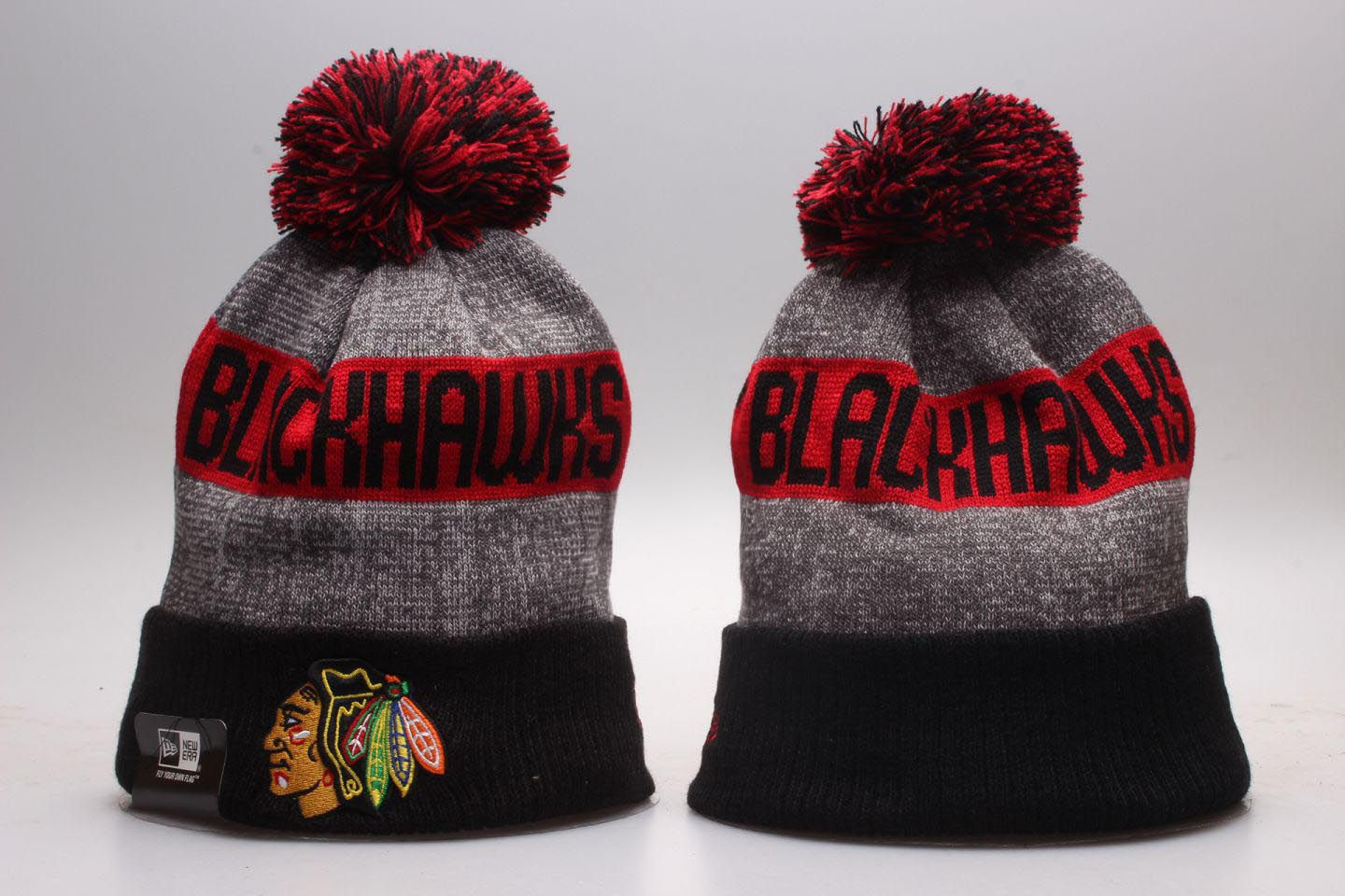 NHL Chicago Blackhawks Beanie hot hat3