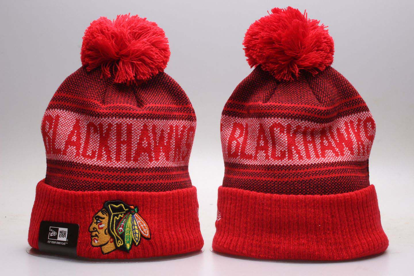NHL Chicago Blackhawks Beanie hot hat4