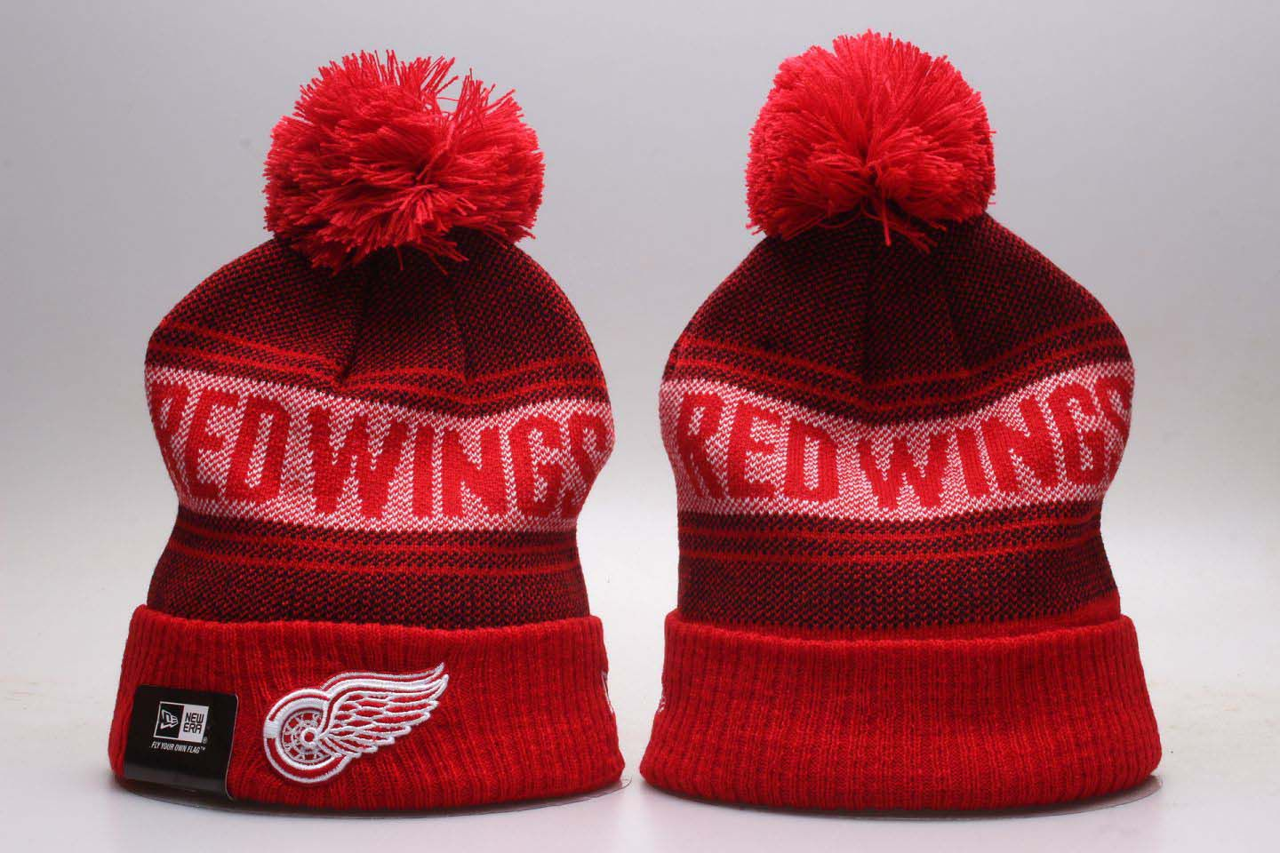 NHL Detroit Red Wings Beanie hot hat