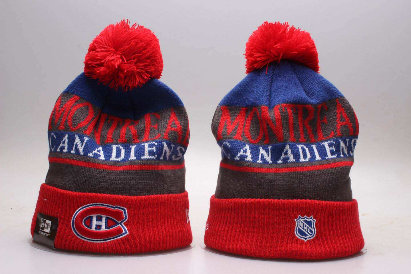 NHL Montreal Canadiens Beanie hot hat