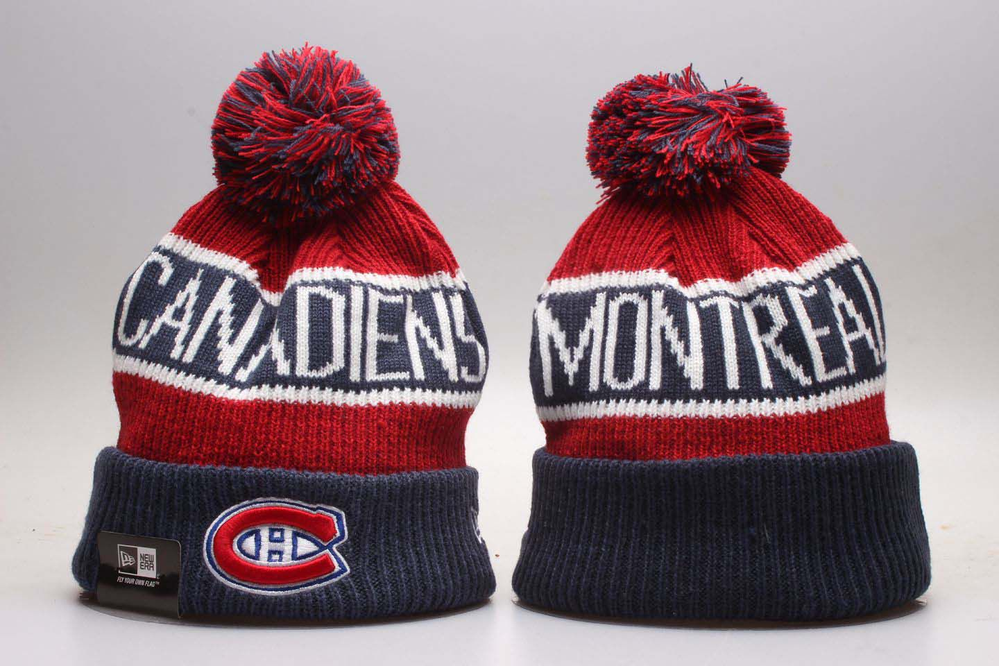 NHL Montreal Canadiens Beanie hot hat1
