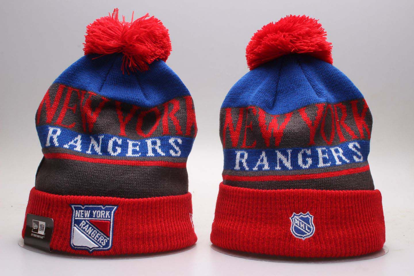 NHL New York Rangers Beanie hot hat