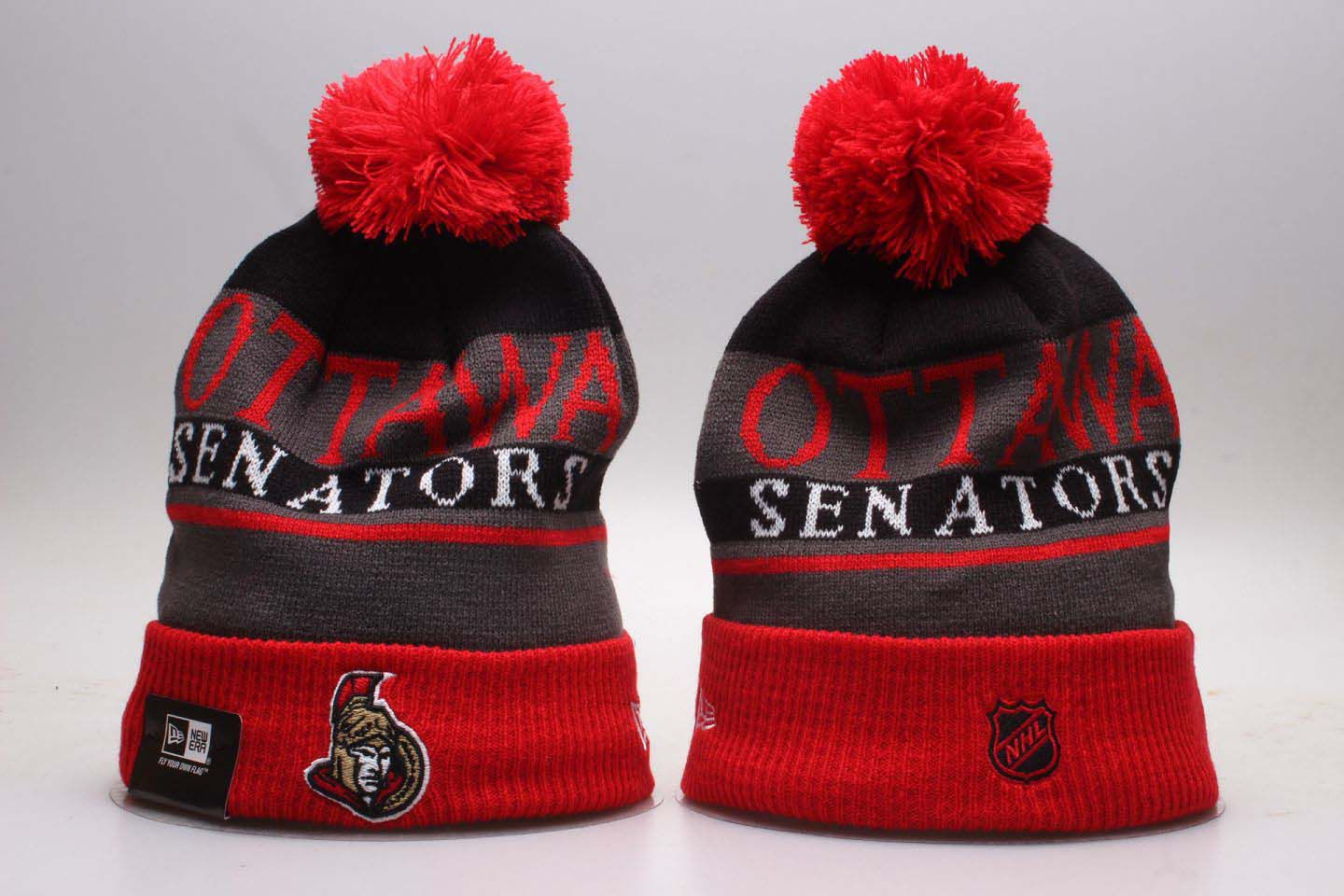 NHL Ottawa Senators Beanie hot hat