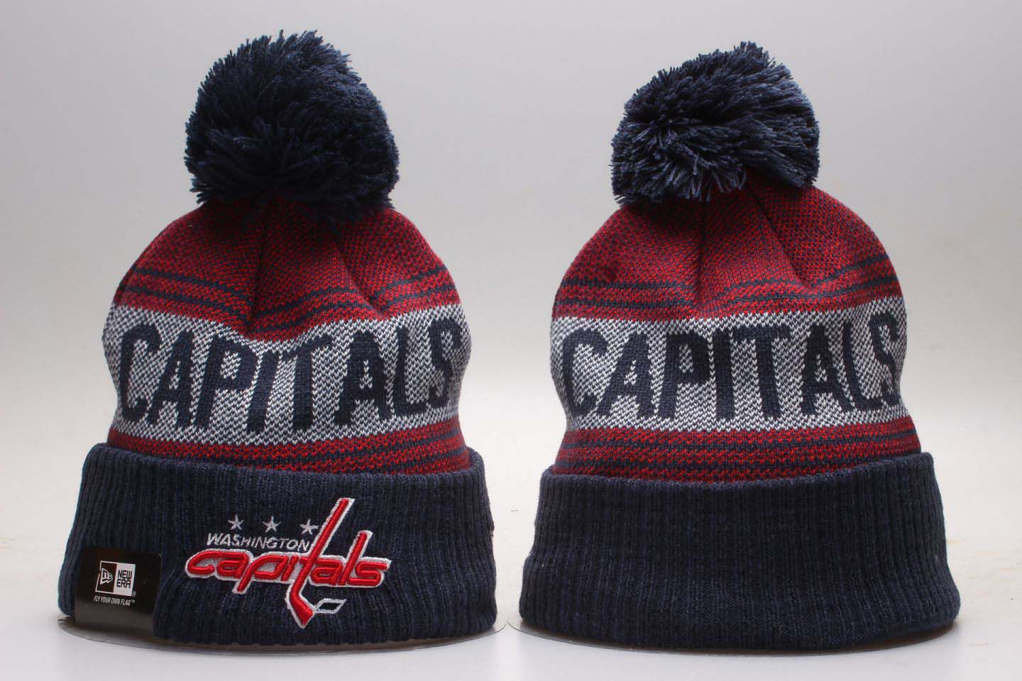 NHL Washington Capitals Beanie hot hat