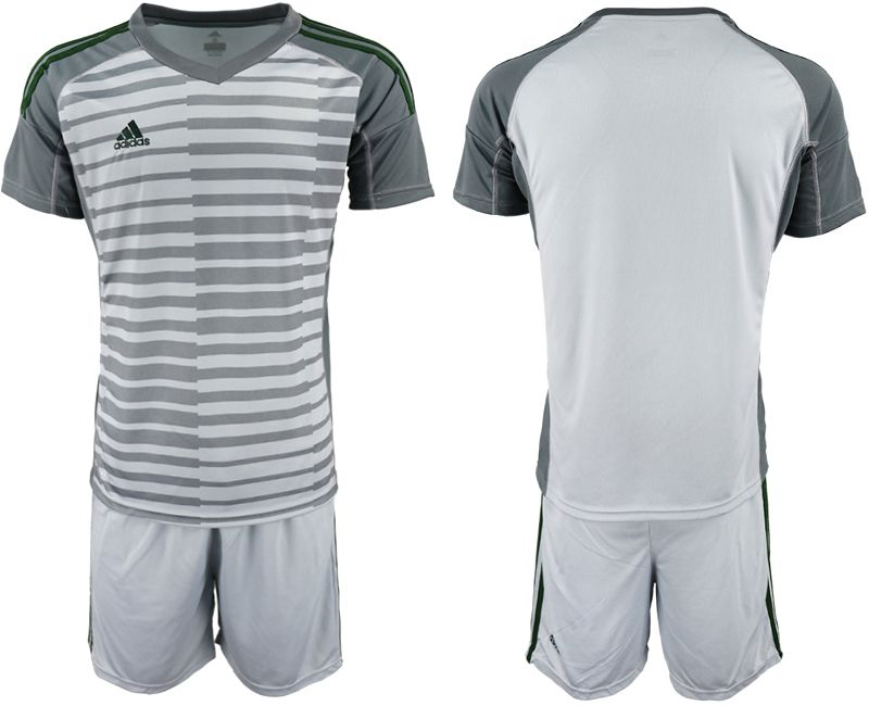Men 2018 World Cup Argentina grey goalkeeper soccer jersey