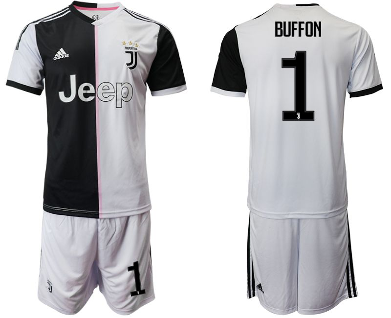 Men 2019-2020 club Juventus FC home 1 white Soccer Jerseys