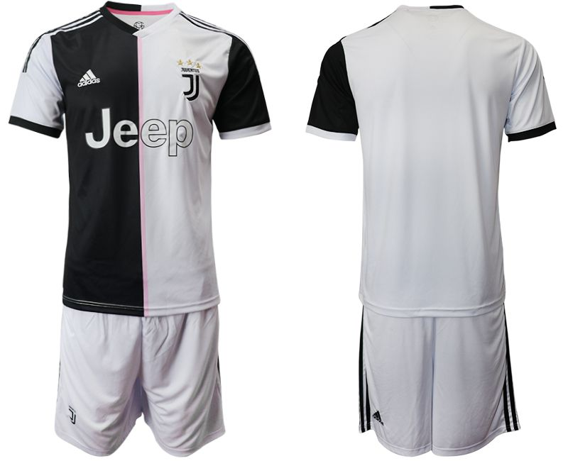 Men 2019-2020 club Juventus FC home white Soccer Jerseys