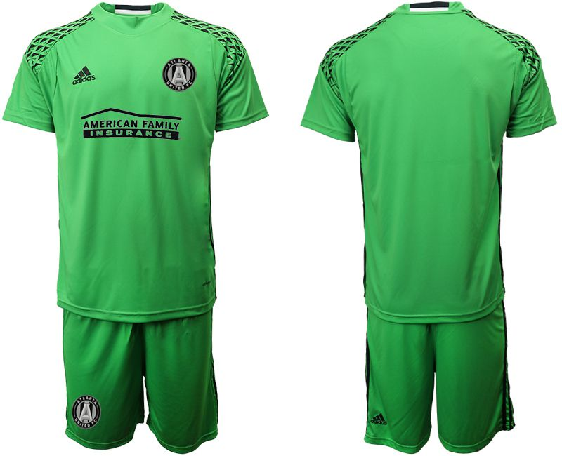 Men 2019-2020 club Atlanta United FC green goalkeeper Soccer Jerseys