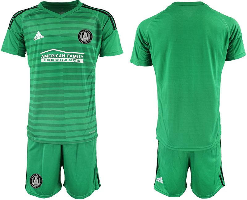 Men 2019-2020 club Atlanta United FC green goalkeeper Soccer Jerseys1
