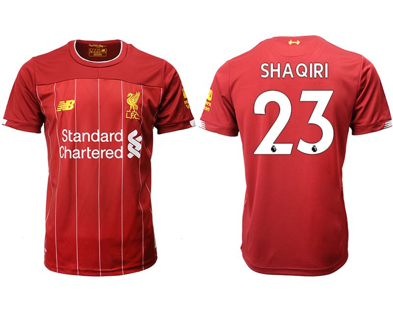 Men 2019-2020 club Liverpool home aaa version 23 red Soccer Jerseys
