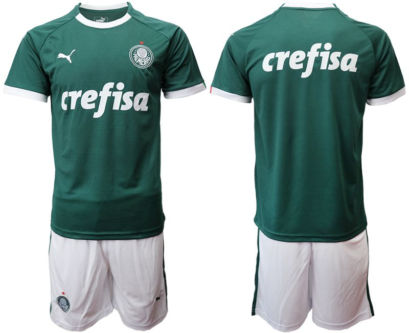 Men 2019-2020 club SE Palmeiras home green Soccer Jerseys
