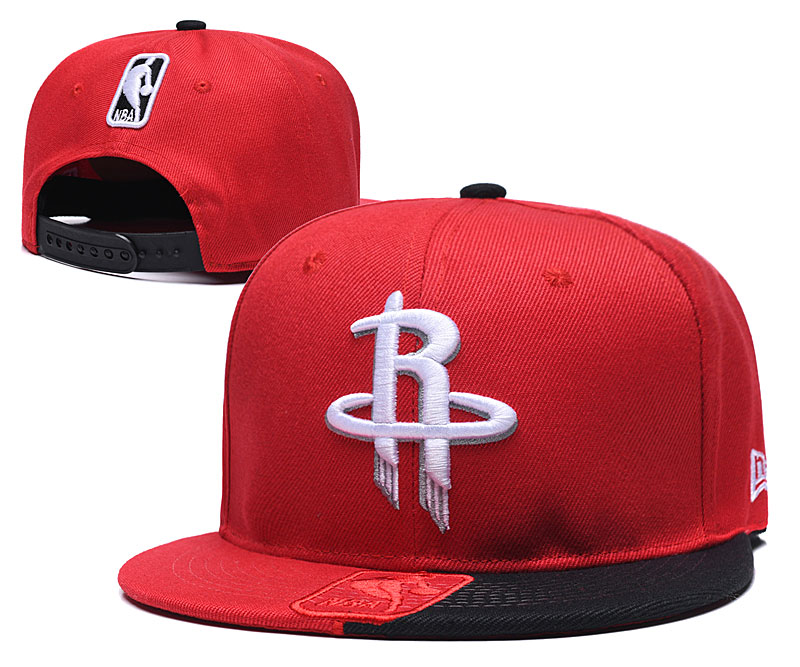 2019 NBA Houston Rockets Snapback hat