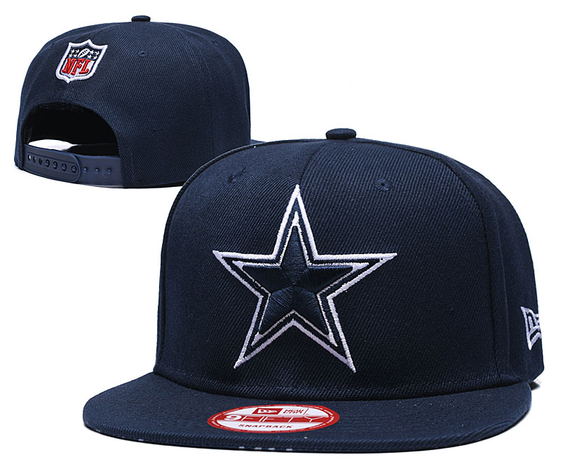 2019 NFL Dallas Cowboys Snapback hat