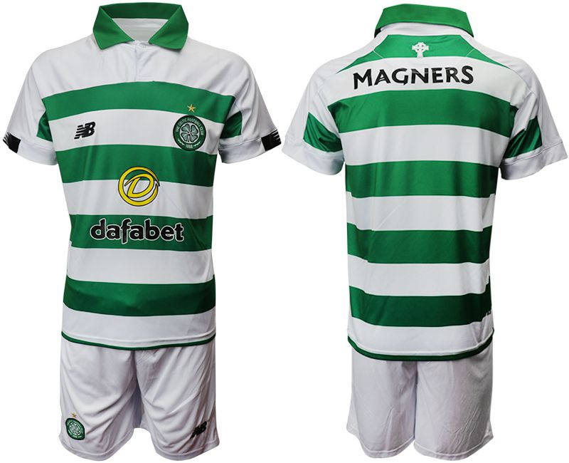 Men 2019-2020 club Celtic FC home green Soccer Jerseys
