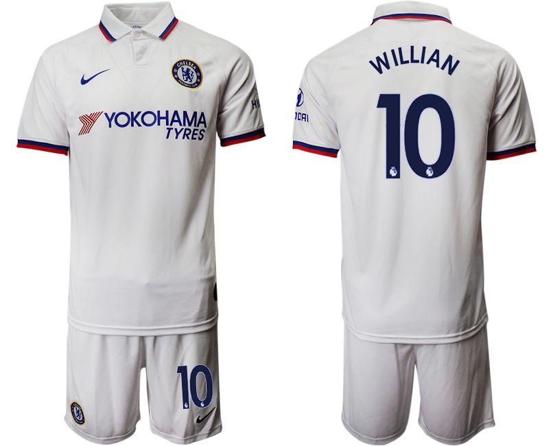 Men 2019-2020 club Chelsea away 10 white Soccer Jerseys1
