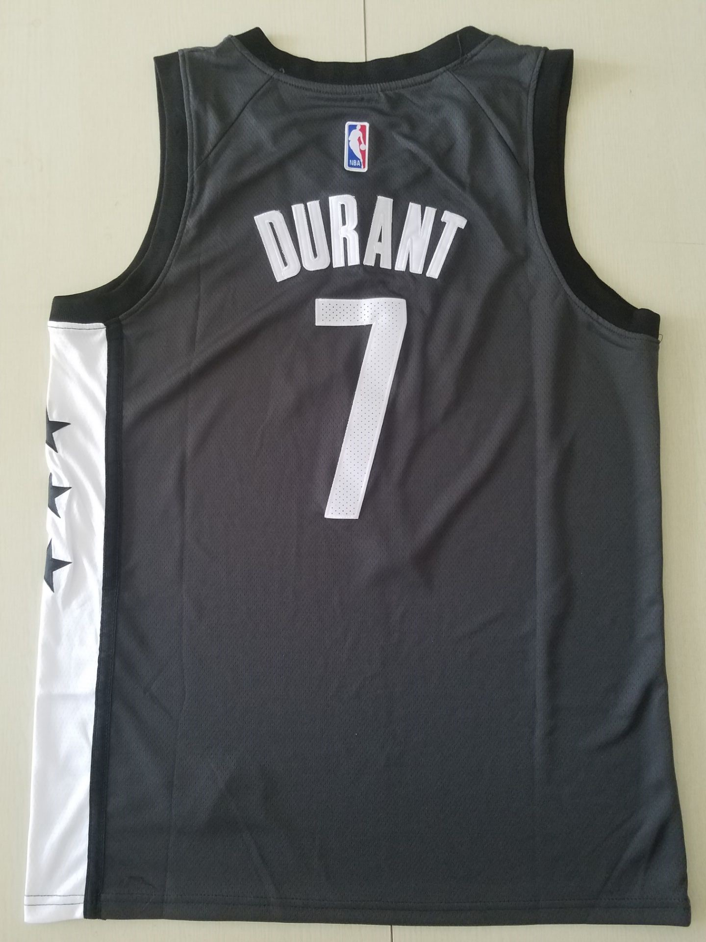 Youth Brooklyn Nets 7 Burant Black Nike Game NBA Jerseys