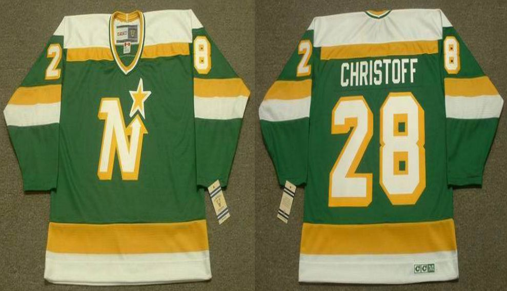 2019 Men Dallas Stars 28 Christoff Green CCM NHL jerseys