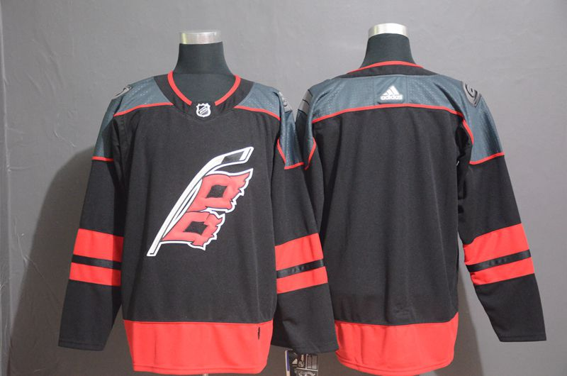 Men Carolina Hurricanes Blank black Adidas Third Edition Adult NHL Jersey