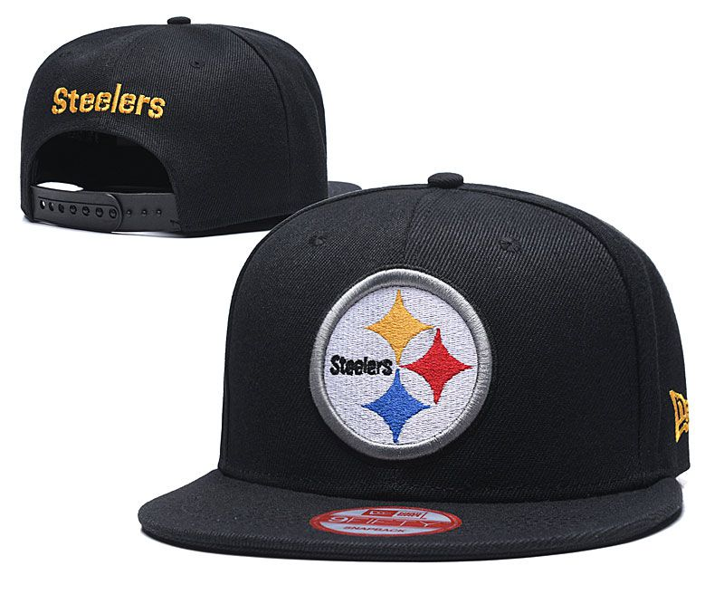 NFL Pittsburgh Steelers Snapback hat LTMY09064