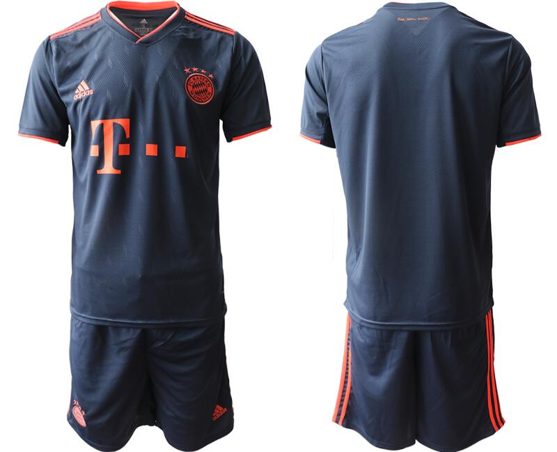 Men 2019-2020 club Bayern Munich Soccer Jerseys