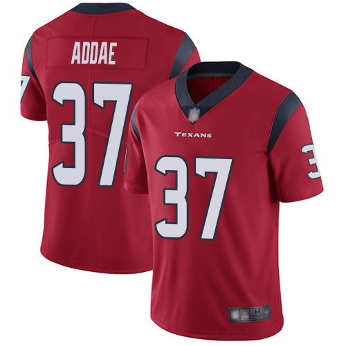 Houston Texans Limited Red Men Jahleel Addae Alternate Jersey NFL Football 37 Vapor Untouchable