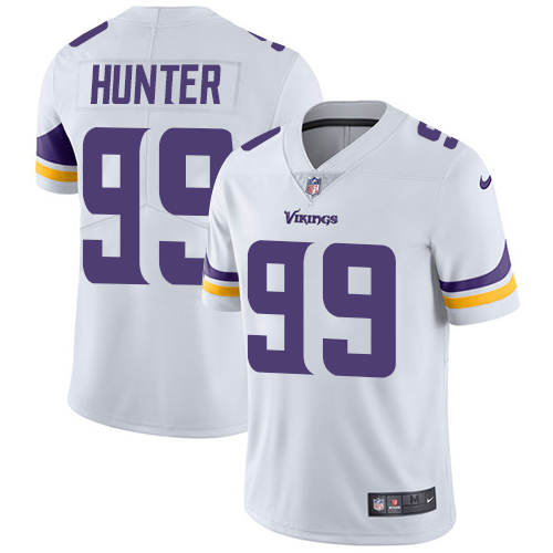 Minnesota Vikings 99 Limited Danielle Hunter White Nike NFL Road Men Jersey Vapor Untouchable