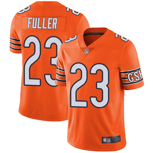 Chicago Bears Limited Orange Men Kyle Fuller Alternate Jersey NFL Football 23 Vapor Untouchable