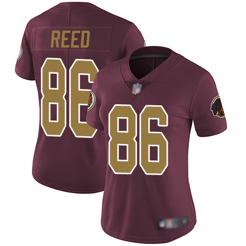 Washington Redskins Limited Burgundy Red Women Jordan Reed Alternate Jersey NFL Football 86 80th