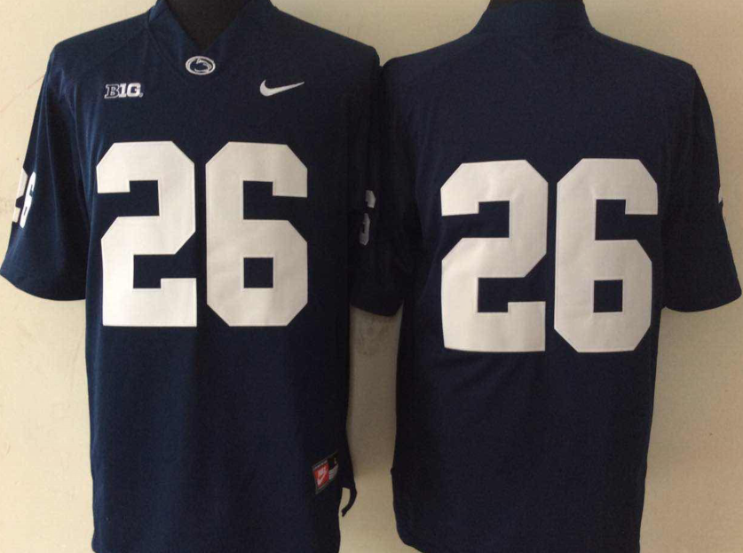 NCAA Men Penn State Nittany Lions 26 Blue