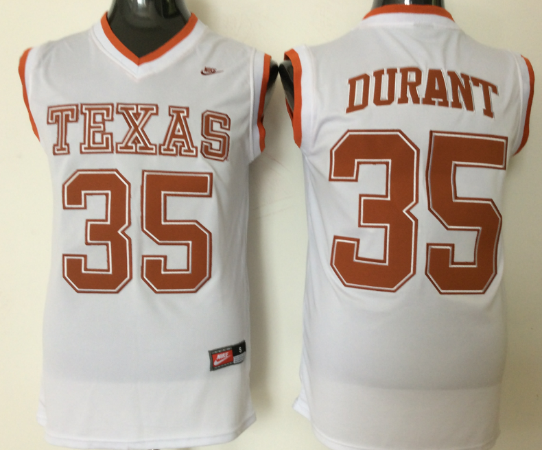 NCAA Men Texas Longhorns 35