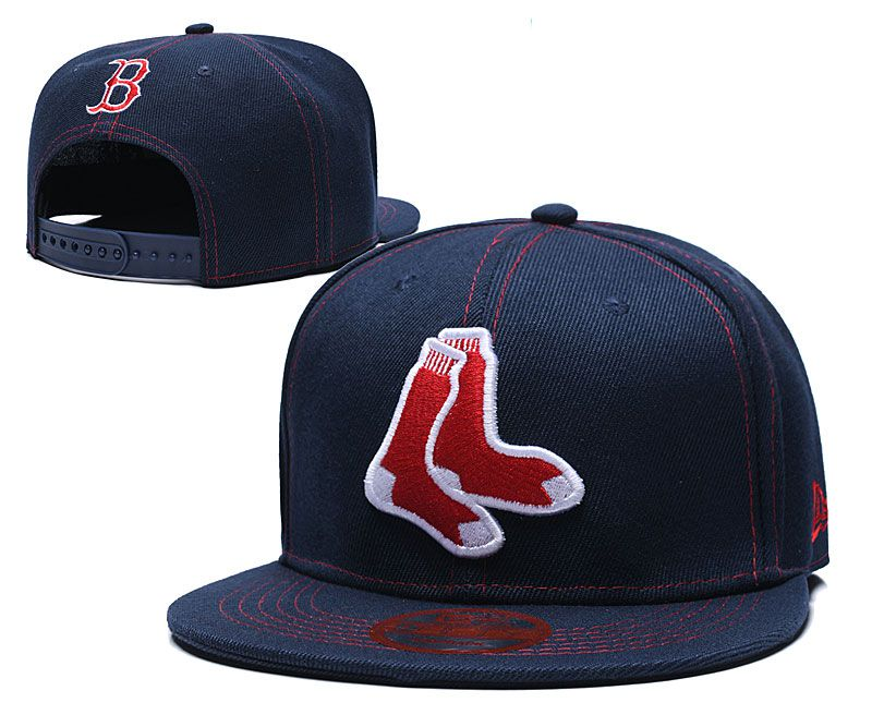 MLB Boston Red Sox Snapback hat LTMY0229