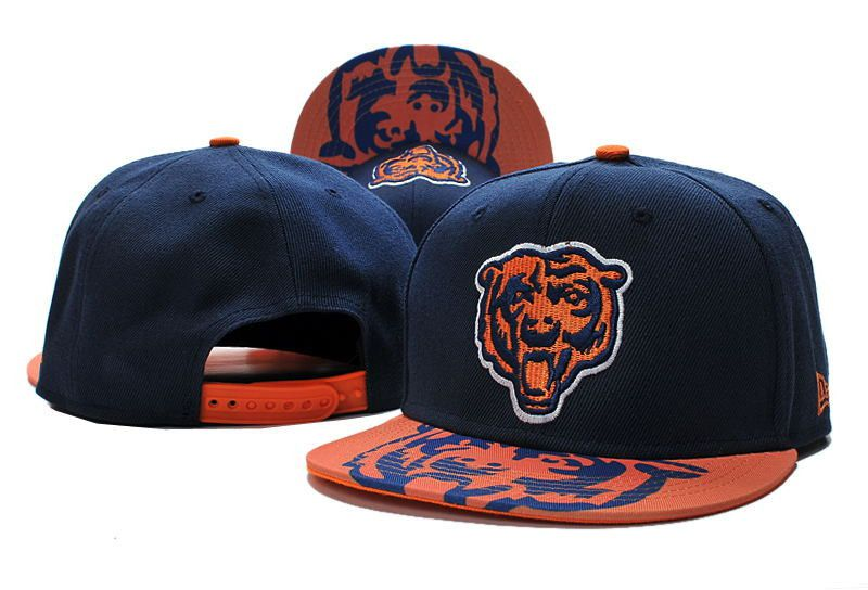 NBA Chicago Bears Snapback hat LTMY0229