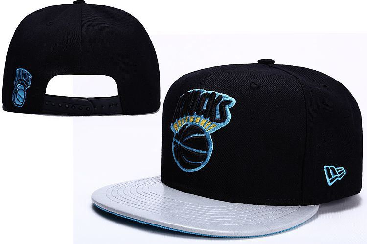 NBA New York Knicks Snapback hat LTMY0229