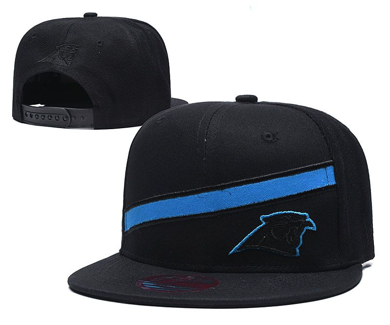 NFL Carolina Panthers Snapback hat LTMY02290