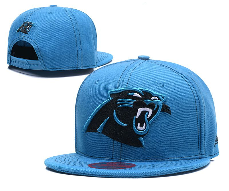 NFL Carolina Panthers Snapback hat LTMY02291