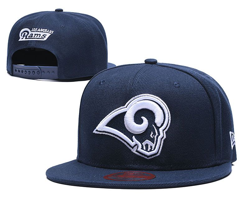 NFL Los Angeles Rams Snapback hat LTMY02292
