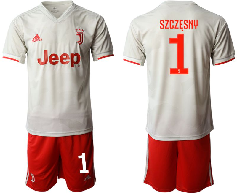 Men 2019-2020 club Juventus FC hoaway 1 white Soccer Jerseys