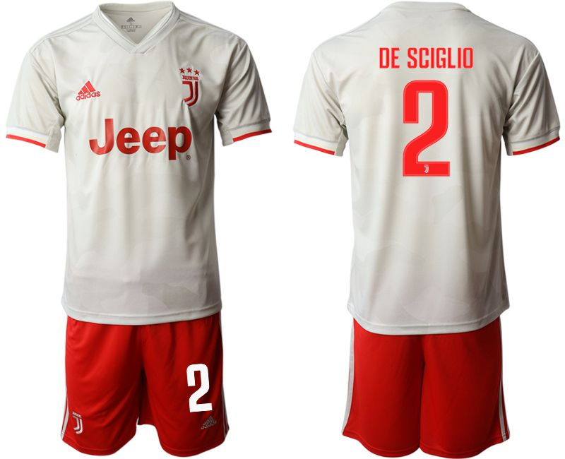 Men 2019-2020 club Juventus FC hoaway 2 white Soccer Jerseys