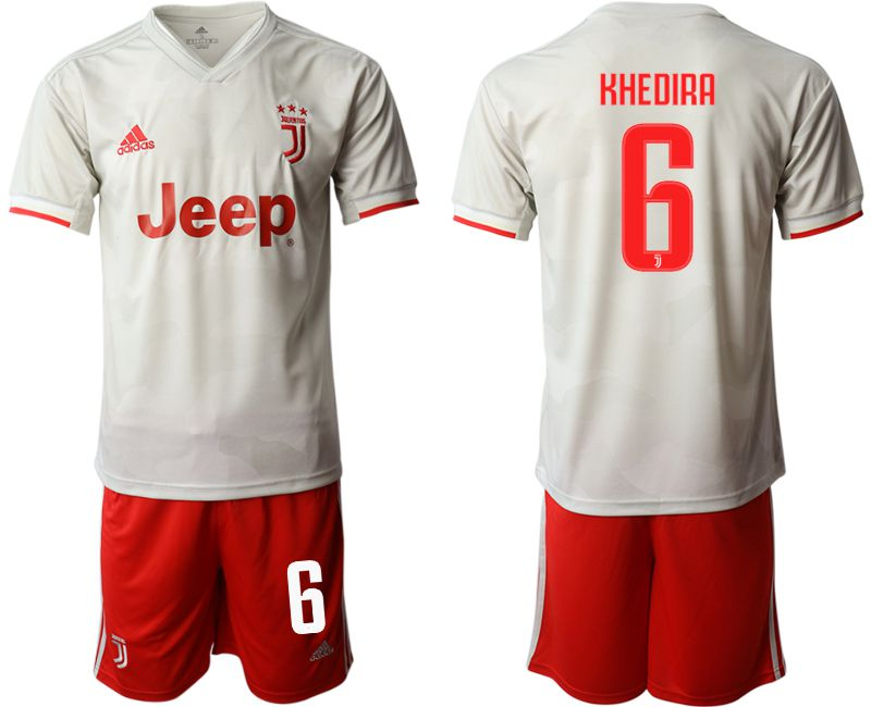 Men 2019-2020 club Juventus FC hoaway 6 white Soccer Jerseys