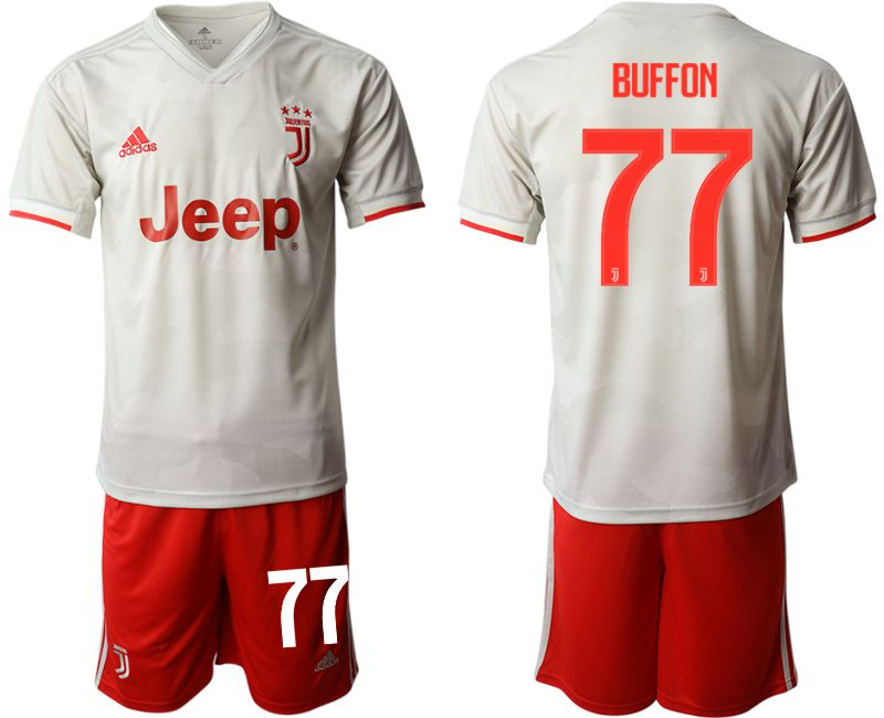 Men 2019-2020 club Juventus FC hoaway 77 white Soccer Jerseys