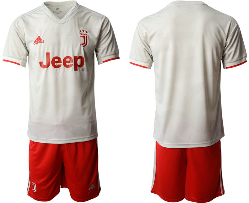 Men 2019-2020 club Juventus FC hoaway white Soccer Jerseys
