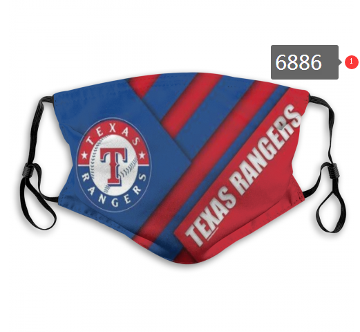 2020 MLB Minnesota Twins 1 Dust mask with filter
