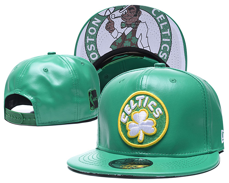 2020 NBA Boston Celtics 1 hat