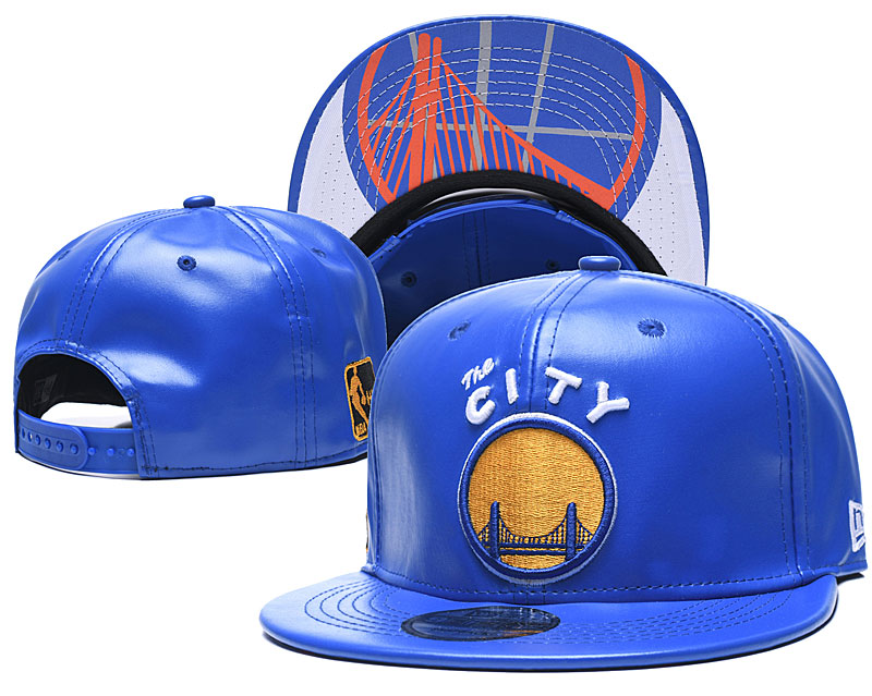 2020 NBA Oklahoma City Thunder 1 hat